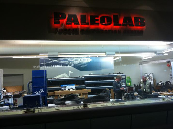 PaleoLab